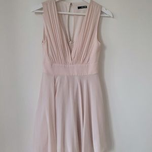 Small Baby Pink TopShop dress
